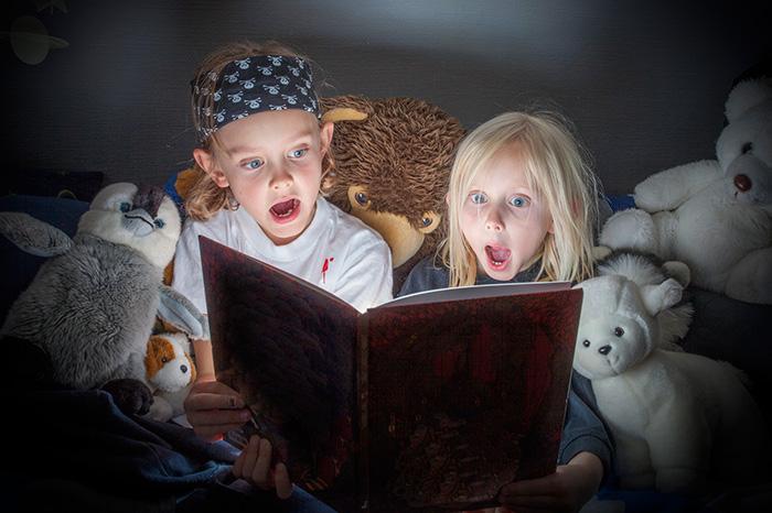 """Фото №2 - Скелеты в шкафу и могила для горбатого: как дети понимают """"страшную"""" тему?"""
