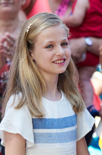 Фото №73 - Принцесса Леонор: история будущей королевы Испании в фотографиях