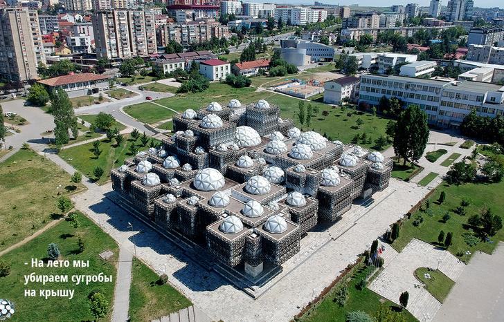 Фото №12 - Они позорят свой район! 10 уродливых архитектурных сооружений