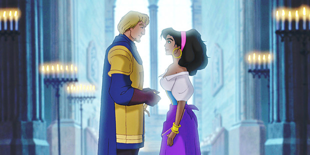 Фото №7 - Be my Valentine: самые трогательные признания в любви от героев Disney