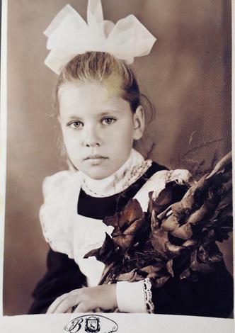 Русанова Ирина, 7 лет.