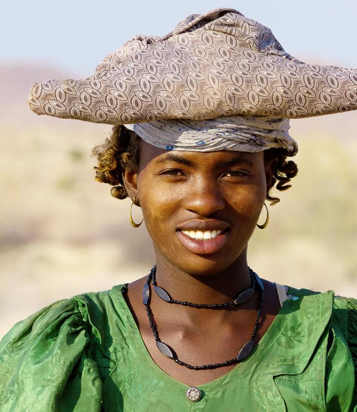 Фото №1 - Мисс мира: Намибия. Взять за рога