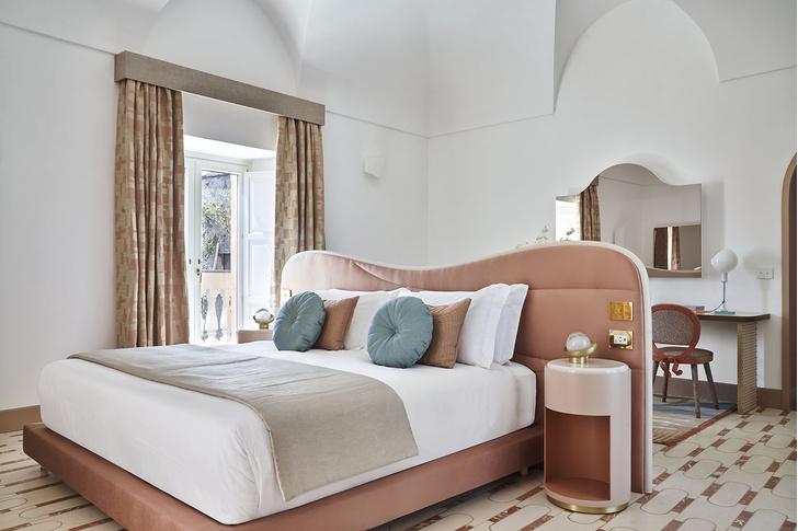 Фото №1 - Сьюты отеля Palazzo Avino по дизайну Кристины Челестино