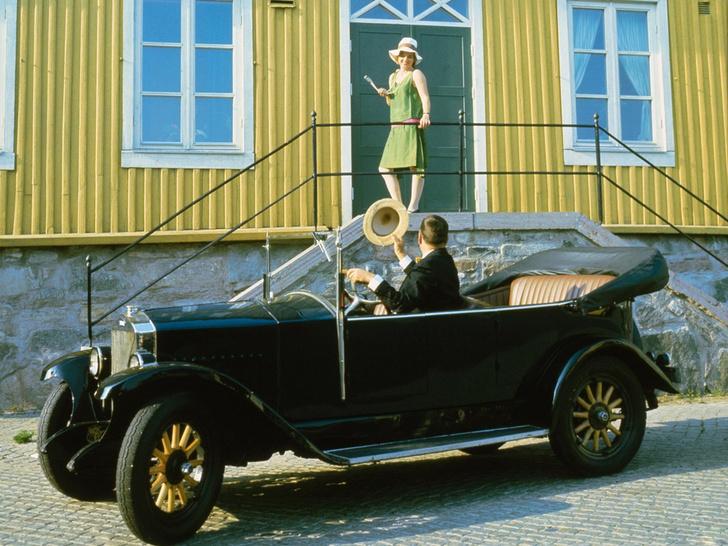 Фото №2 - Философия безопасности: история автомобилей Volvo