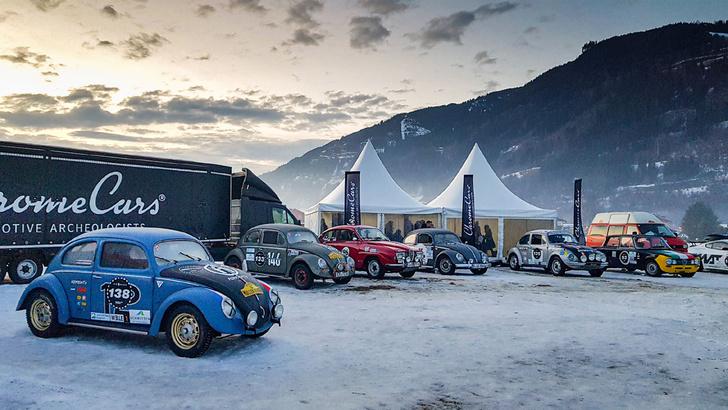 Фото №1 - GP Ice Race: пробуждение от зимней спячки