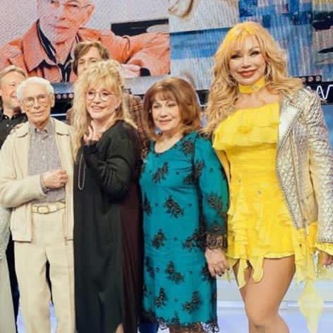Фото №10 - Пугачева впервые за долгое время появилась на съемках телешоу
