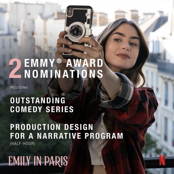 Фото №5 - «Ванда/Вижн», «Бриджертоны», «Эмили в Париже» и другие сериалы, номинированные на «Эмми-2021»