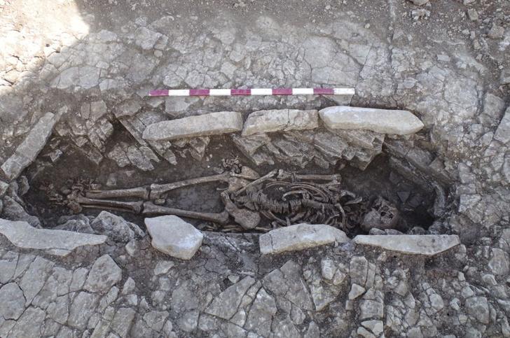 Фото №1 - В Британии обнаружено кладбище римских рабов