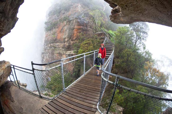 Фото №4 - Лестницы в небо: 7 необычных рукотворных сооружений со ступенями