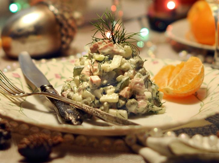 Фото №4 - 6 самых вредных блюд на новогоднем столе (и чем их заменить)