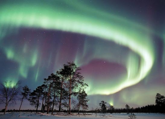 Фото №1 - Финляндия: «А мы пойдем на Север»!