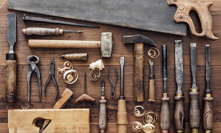 Фото №1 - Очень мужской тест. Знаешь ли ты названия инструментов?