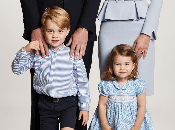 Фото №1 - Юные бунтари: принц Джордж и принцесса Шарлотта уже не соблюдают протокол