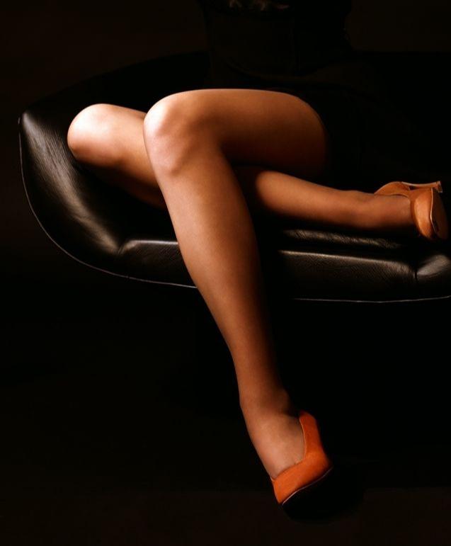 Фото №4 - Язык женских ног: определи характер девушки по тому, как она сидит