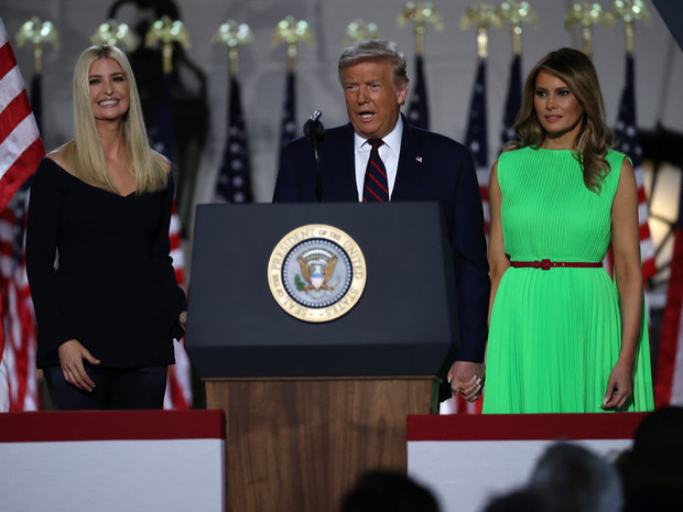 Фото №2 - Мелания или Иванка: кто самая богатая женщина семейства Трамп