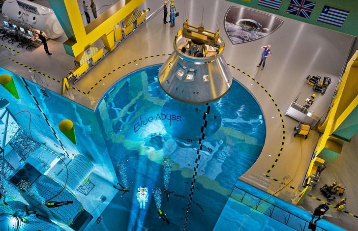 Фото №1 - В Великобритании построят самый глубокий бассейн