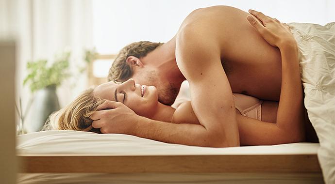 «Секс нужен мужчинам больше, чем женщинам»