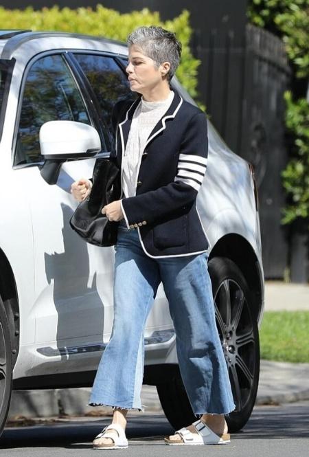 Сэльма Блэр в Лос-Анджелесе