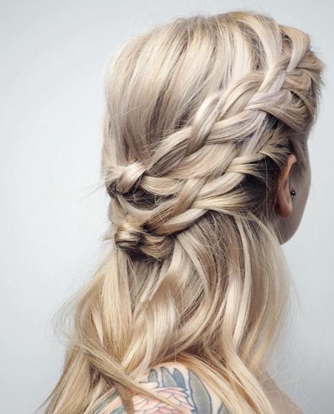 Фото №6 - 7 стильных укладок для длинных волос, которые сможет повторить каждая
