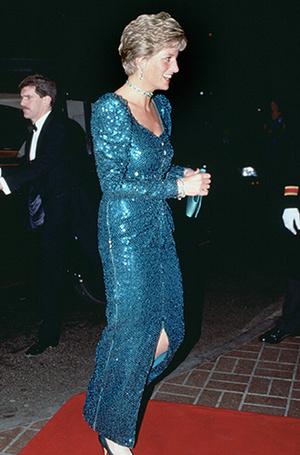 Фото №6 - Как Меган Маркл вновь подтвердила, что она вдохновляется стилем Дианы
