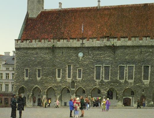 Фото №1 - Tallinn с двумя «Н»