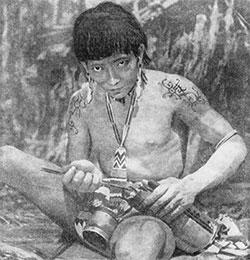 Фото №1 - Пунаны — люди из легенды