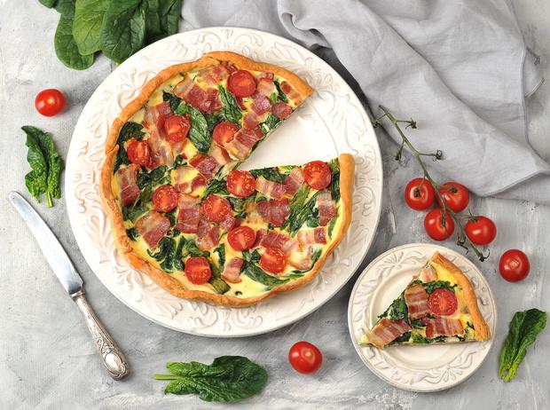 Фото №2 - Три рецепта идеального завтрака от Юлии Высоцкой
