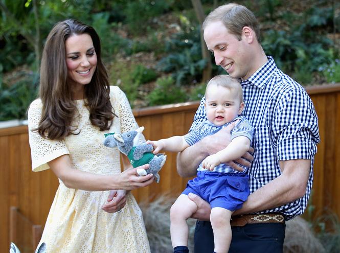 Фото №1 - 10 вещей о принце Джордже, которых вы не знали