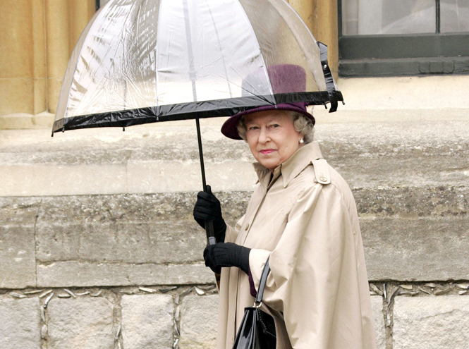 Фото №34 - Виндзорские зонтики: королевский способ спрятаться от дождя