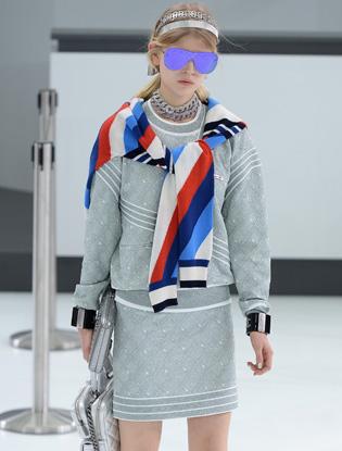 Фото №4 - Неделя моды в Париже: показ Chanel