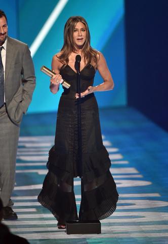 Дженнифер на премии People's Choice 2019.