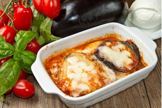 Фото №2 - Три блюда из баклажанов по рецепту итальянского шеф-повара