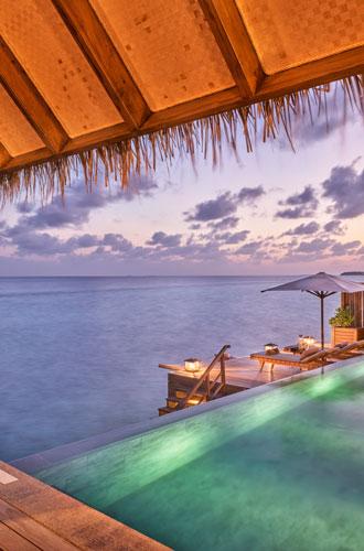 Фото №9 - Пять причин провести каникулы в отеле Joali на Мальдивах