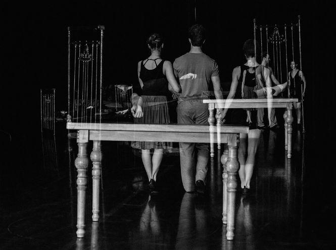 Фото №3 - Премьера балетов: «Превращение» и «Унесенные»
