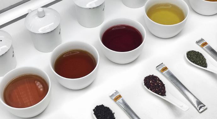Современный стиль традиционного чаепития
