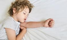 Чтобы ребенок лучше спал, надо...