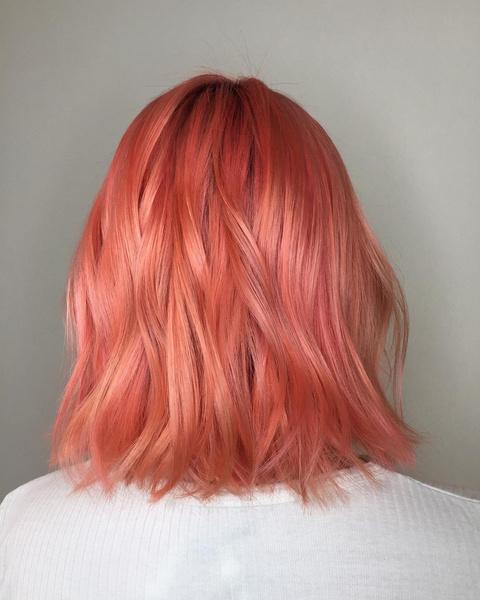 Фото №7 - Как красить волосы в розовый в 2021 году: 8 модных идей