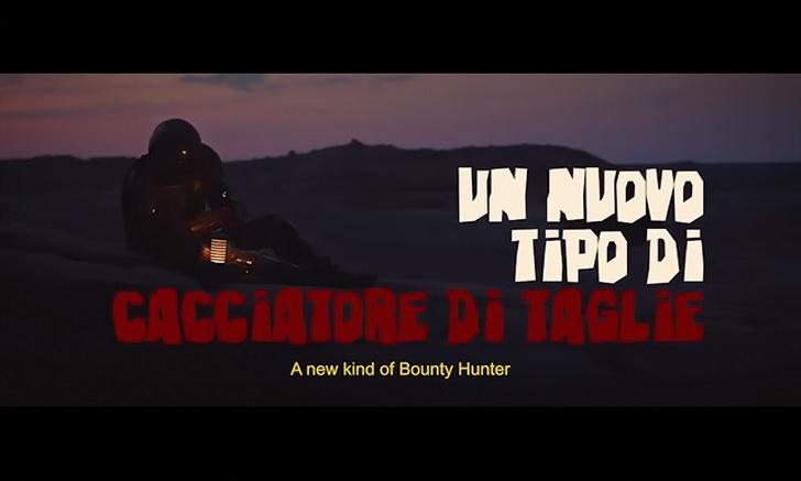 Фото №1 - Фанаты создали трейлер «Мандалорца» в стиле спагетти-вестерн