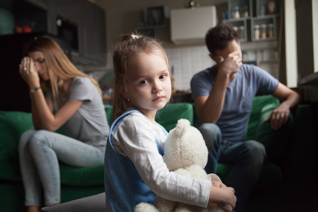 Фото №1 - Развод родителей: как сохранить отношения с детьми