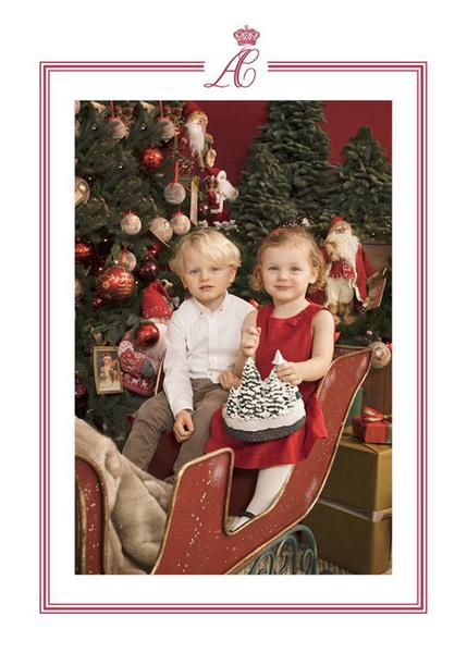 Фото №11 - Самые трогательные рождественские королевские открытки прошлых лет