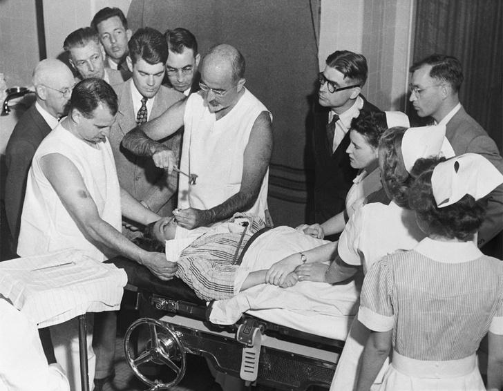 Фото №4 - Горе-врачеватели: 6 самых жутких врачей в истории