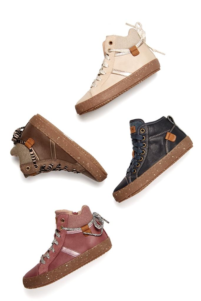Фото №2 - Капсульная коллекция детской обуви Geox, созданная в сотрудничестве со Всемирным фондом дикой природы
