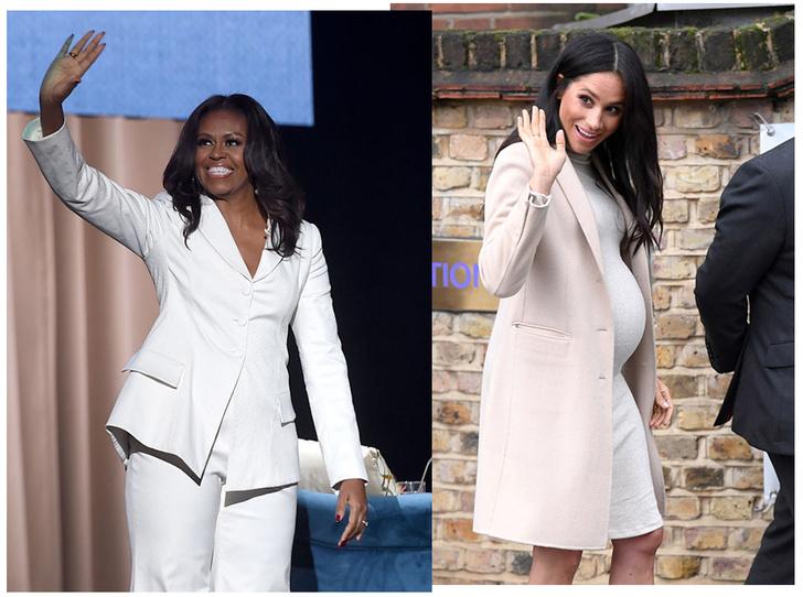 Фото №1 - Почему Мишель Обама стала бы отличной наставницей для Меган Маркл