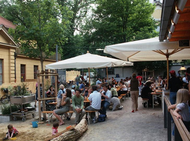 Фото №9 - Топ-10 пивных садов Мюнхена