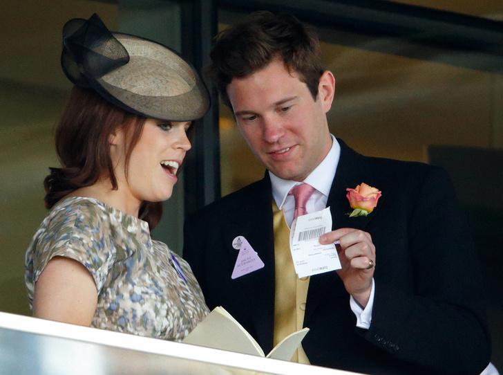 Фото №4 - Зачем принцесса Евгения пытается скопировать свадьбу принца Гарри и Меган