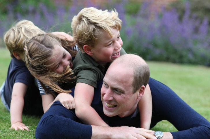 Фото №1 - Законы Короны: почему Джордж, Шарлотта и Луи могли остаться без титулов