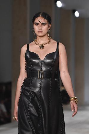 Фото №3 - Как одеваются модели plus-size: 5 стильных советов от Джилл Кортлев