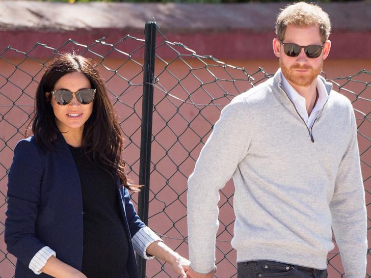 Фото №1 - Продуманный ход: кому (и зачем) нужна вторая беременность герцогини Меган