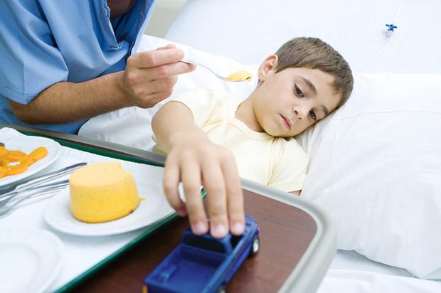 Фото №1 - Малыш плохо ест во время болезни