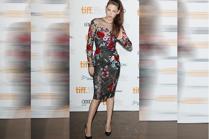 Кристен Стюарт на международном кинофестивале в Торонто (2012)